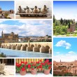 Stock Photo: Famous places of Spain