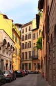 Street in Florence, Italy — Stock Photo