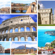 Famous places of Italy — Stock Photo #41380393
