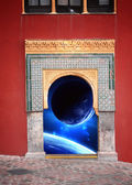 Portal — Stock Photo
