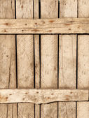 Texture of old wooden boards — Foto Stock