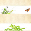 Set of nature banners — Stock Photo #47008971