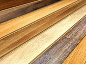 New oak parquet  — Stock Photo