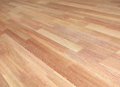 新しいオーク材の寄木細工 — ストック写真