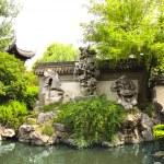 Yu Yuan Gardens, Shanghai, China — Stock Photo #51360031