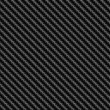 Stock Photo: Carbon fiber woven texture
