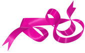 Abstract ribbon on white background — Photo
