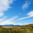 Stock Photo: Beautiful sky in Torres del Paine national park of Chile