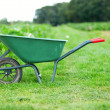 Stock Photo: Handcart on farm