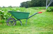 Handcart on a farm — Stock Photo