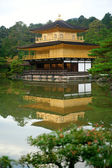 Kinkakuji Temple (The Golden Pavilion) in Kyoto, Japan — Stock Photo
