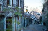 Calma rua de annecy, haute-savoie, frança — Fotografia Stock