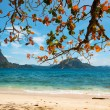 Stock Photo: Beautiful seascape of El Nido, Palawan, Philippines