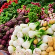 Variety of vegetables at market — Stock Photo #19951821
