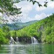 Stock Photo: Plitvice lakes, Croatia