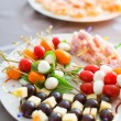 Delicious appetizers — Stock Photo #26495189