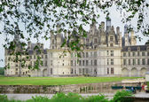 Chateau de Chambord, Loire Valley, France — Stock Photo