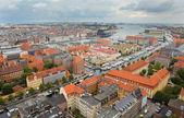 View of Copenhagen — Stock Photo