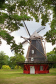 Windmill in Kastellet — Stock Photo
