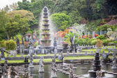 Water Palace of Tirta Gangga in East Bali — Stock Photo