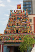 Sri Vadapathira Kaliamman Temple — Stock Photo