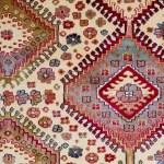 Arab carpet desoration pattern — Stock Photo #51417727