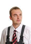Young man. — Stock fotografie
