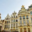 Brussels grand place. - Stockfoto