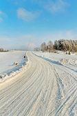 Country road. — Стоковое фото
