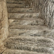Stock Photo: Salt stair.