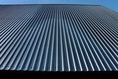 Metal roof. — Stock Photo
