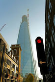 Shard building in London. — Stock Photo