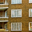 London houses. — Stock Photo