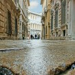 Centre of the Genova. — Stock Photo