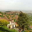 Bergamo old town. — Stock Photo
