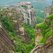 Stock Photo: Monastery in Meteora.