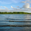 Water of Daugava river. — Stock Photo