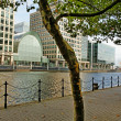 Canary Wharf. — Stock Photo