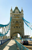 Tower bridge. — Stock Photo
