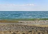 Al mare mediterraneo. — Foto Stock