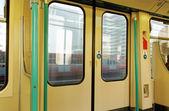 Wagon door. — Stock Photo