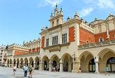 Centrum Krakowa. — Zdjęcie stockowe