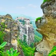 Meteora-Greece. — Stock Photo