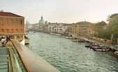 Grand canal in the Venice. — Stock Photo
