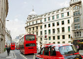 Weekday in the London. — Stock Photo