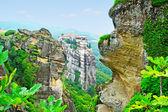 Meteora-Greece. — Stock Photo