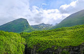 Mountains in the Norway. — Stockfoto