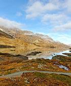 High Alps mountains. — Stock Photo
