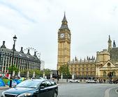 Op de london street. — Stockfoto