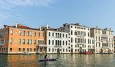 Grand Canal in Venice. — Stock fotografie